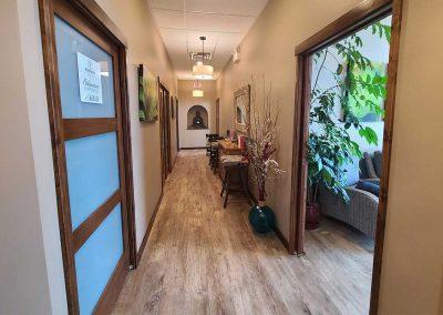 Elements Day Spa Hallway