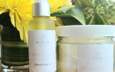 Elements Day Spa Bath Soak & Oils