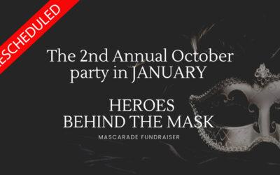 Heroes Behind The Mask